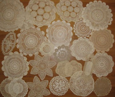 Needed Orphaned Crochet Doilies Mark Lipinskis Blog