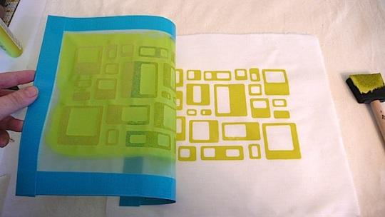 Lynn K thermofax screen printing
