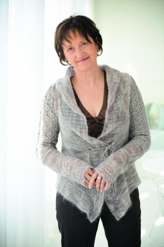 Sally Melville Author Photo