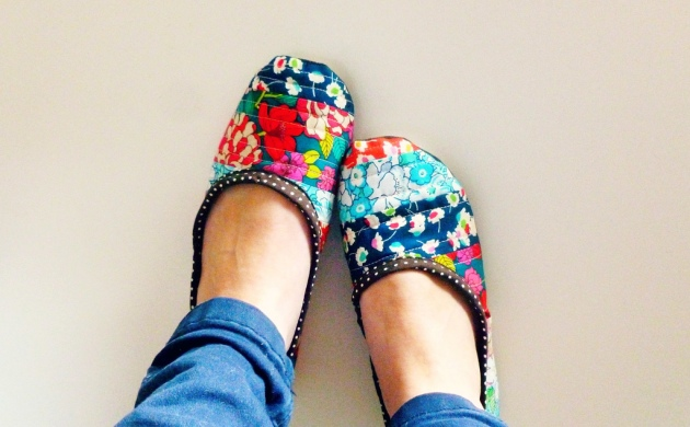 Liberty slippers