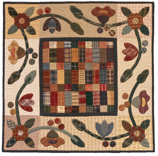 Five-Cent-Fairy-Garden-quilt