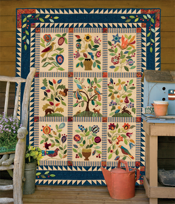 My-Enchanted-Garden-quilt