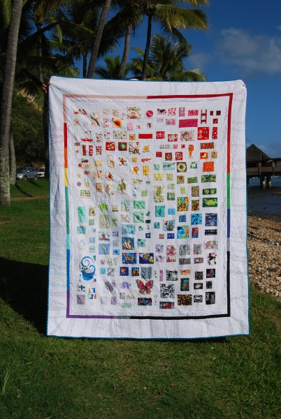 rainbow i spy quilt my design