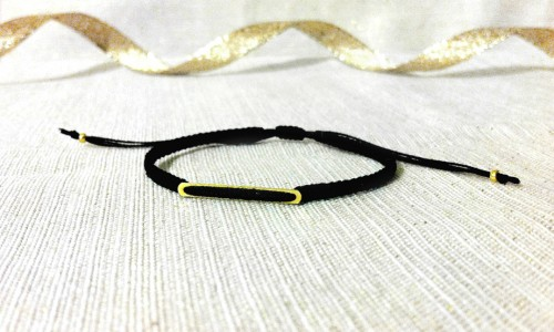 black big ber macrame