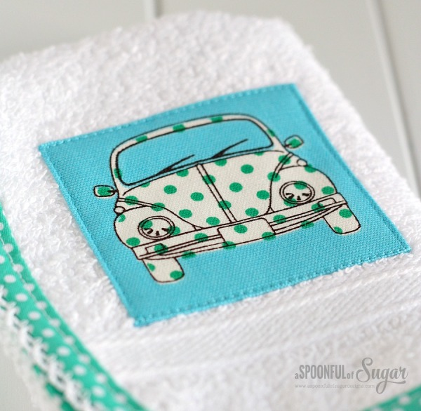 Easy-Washcloth