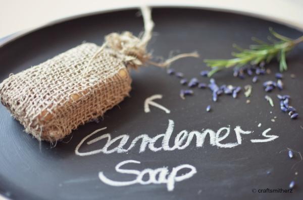 gardeners+soap