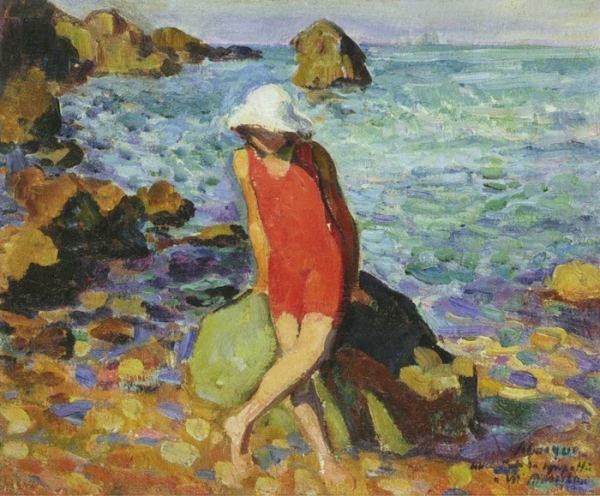 Henri Lebasque (French artist, 1865-1937) iu