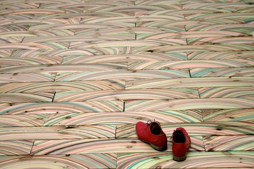 Amazing-marble-wood-flooring1