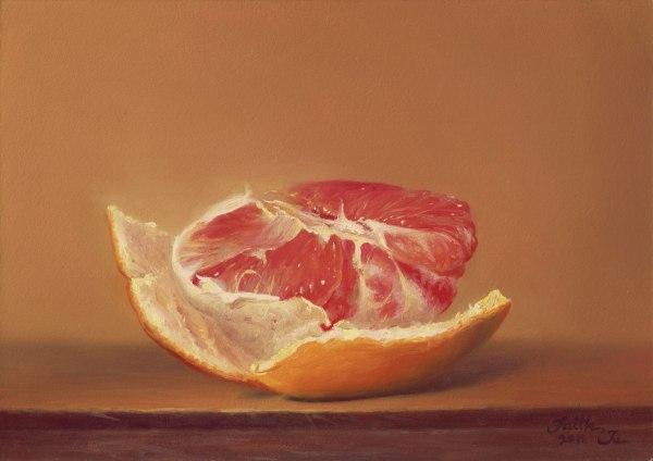 peeled-grapefruit-painting-realistic