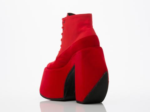 Robert-Wun-shoes-No-6-Glacier-Platforms-(Red-Combo)-010603