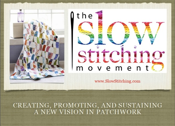 SLOW LOGO FRONT PAGE