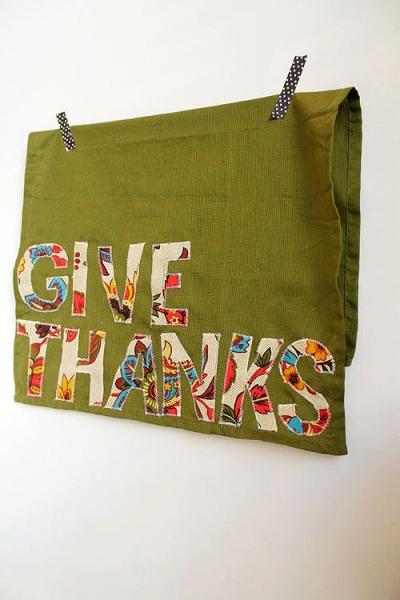 Thanksgiving Tea Towel 5