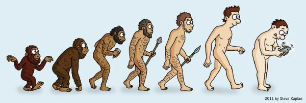 The-Continuing-Evolution-of-Man