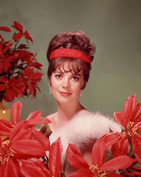 Celebrities Dressed for Christmas in the Past (3)