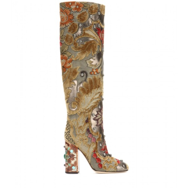 P00110024-Embellished-brocade-boots-DETAIL_2