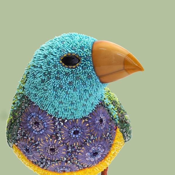 Mosaic-Bird-Sculptures-1