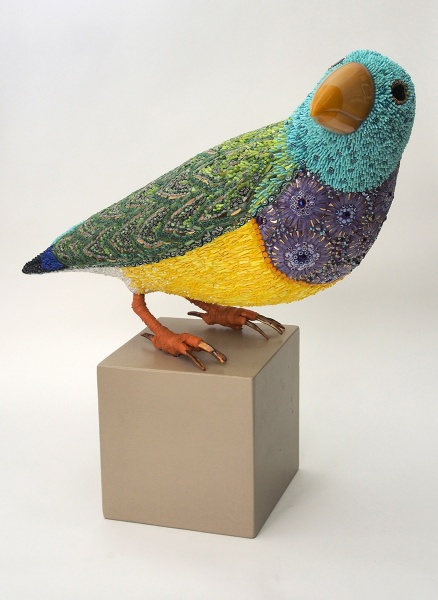 Mosaic-Bird-Sculptures2