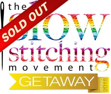 Sold out Slow Getaway
