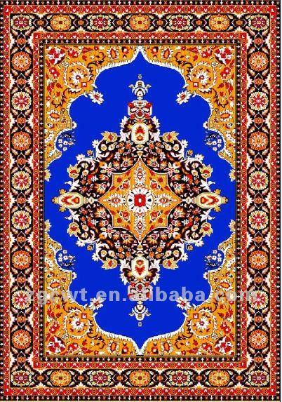 Muslim_Knitted_Pleuche_Prayer_Rug_Musalla