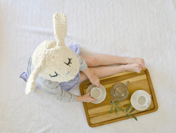 Knit Bunny Hat Pattern : Knit a Bunny Hat! Free Art Quilt Pattern! Make a Felt Pear Pincushion! Sew a ...