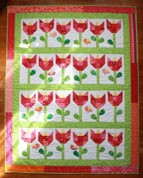 tulip-quilt-finished