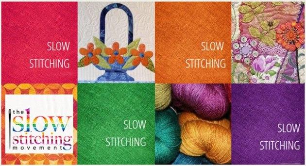 Slow-Stitching
