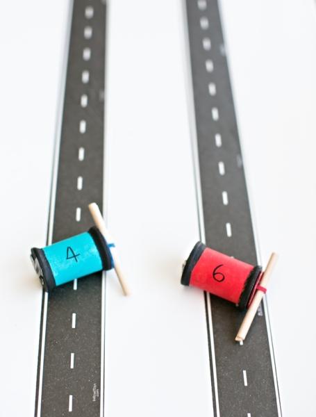 4-diy-spool-race-car