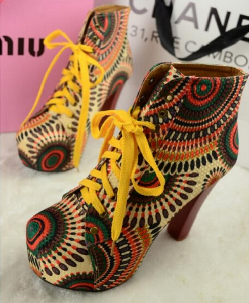 US-4-9-2014-Fashion-Womens-Shoes-National-Floral-Pumps-Punk-Street-Snap-Sexy-Club-font