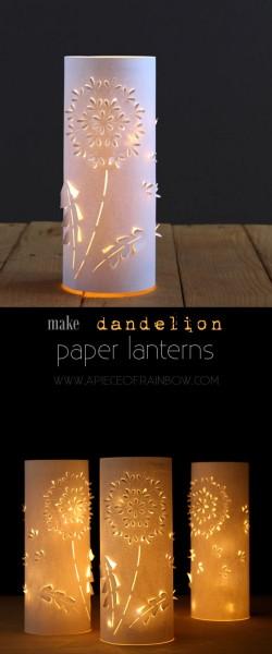 make-dandelion-paper-lanterns-apieceofrainbowblog