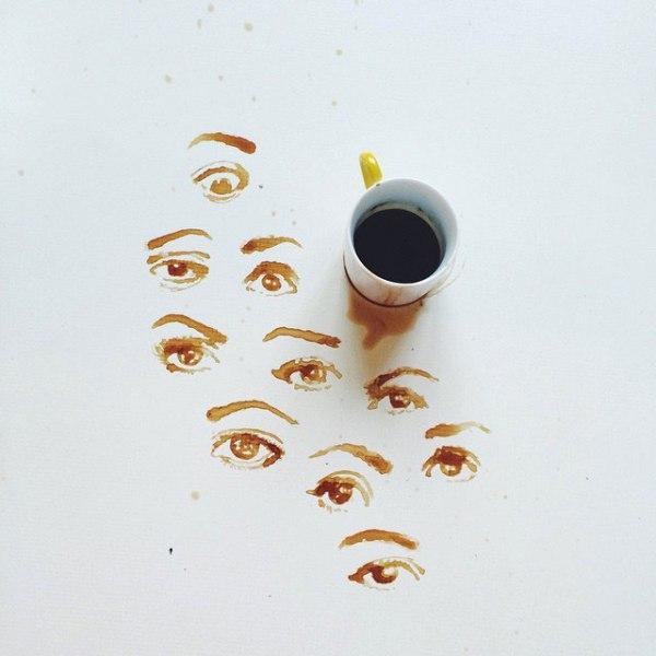 Spilt-Coffee-Art-1