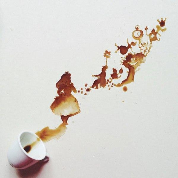 Spilt-Coffee-Art-2