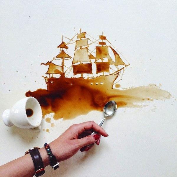 Spilt-Coffee-Art-7