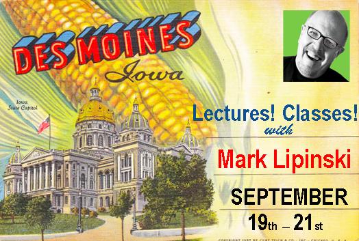 Lipinski in Des Moines