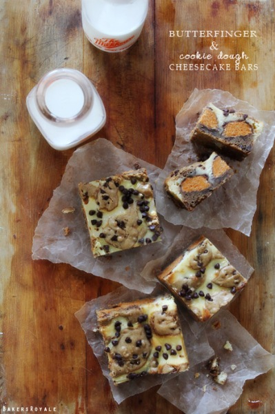 Butterfinger-Cookie-Dough-Cheesecake-Bars-from-Bakers-Royale1