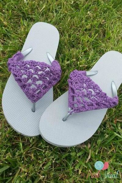 Crochet-flip-flop-cover-pattern.-Spruce-up-your-old-flip-flops-with-this-adorable-crochet-fix.-Free-tutorial.