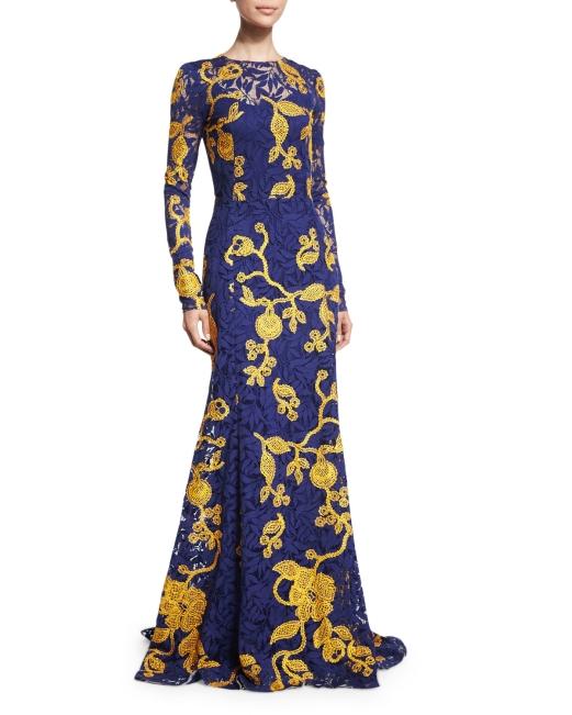 oscar-de-la-renta-marine-blue-long-sleeve-guipure-lace-gown-blue-product-0-345633531-normal