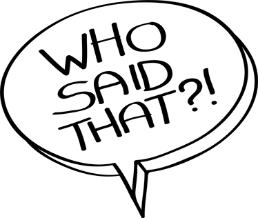 who-said-that-decorative-sticker-2894.png